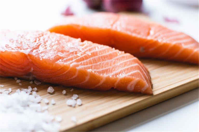 Portion of Salmon 140/150 gr (ref. 120102)