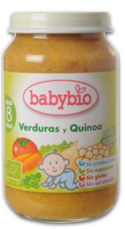Potito menú del día verduras y quinoa, 200 gr