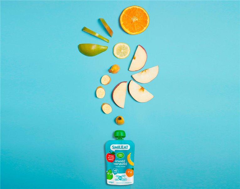 Pouch Fruta Variada Ecológico