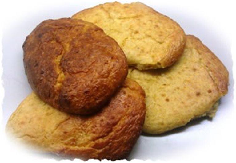 (PP y PV) Tortitas Con Avena sabor Vainilla con edulcorantes, 1 ud