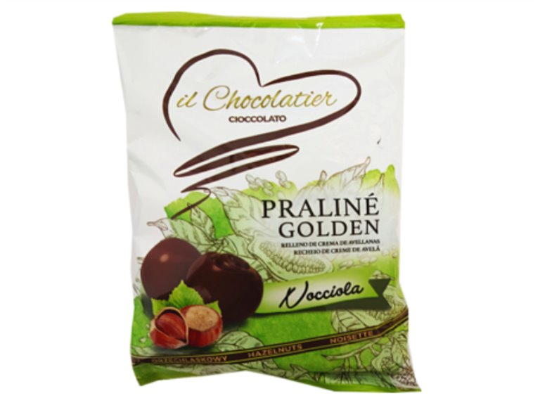 Praliné Golden Nocciola Il Chocolatier
