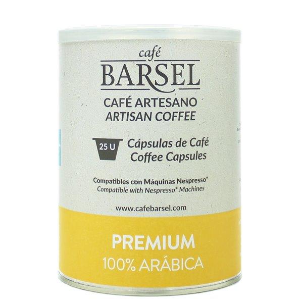 PREMIUM - Cápsulas compatibles Nespresso®