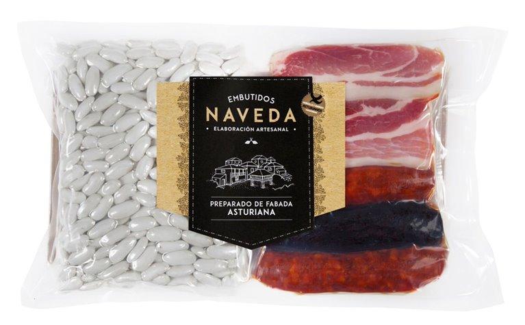 Prepared Asturian Fabada 6 Servings