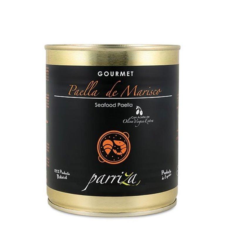 Preparado Paella de Marisco Gourmet, 1 ud
