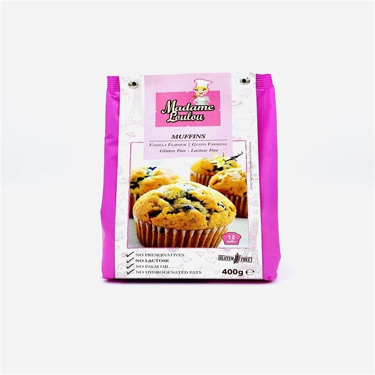 Preparado para Muffins sin gluten