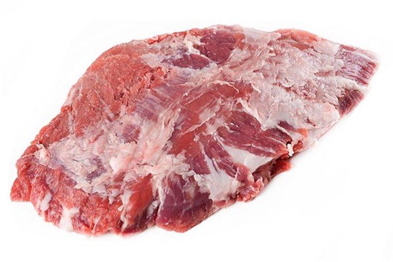 Presa de cerdo ibérico