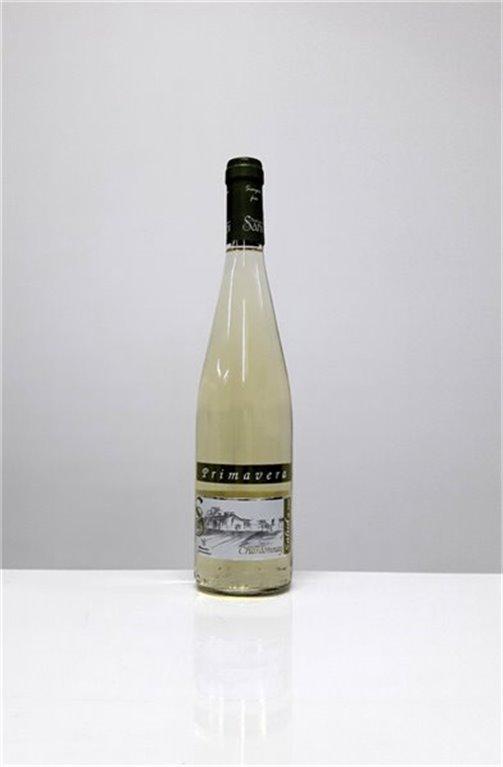 PRIMAVERA - Blanco Chardonnay Semiseco, 0,75 l