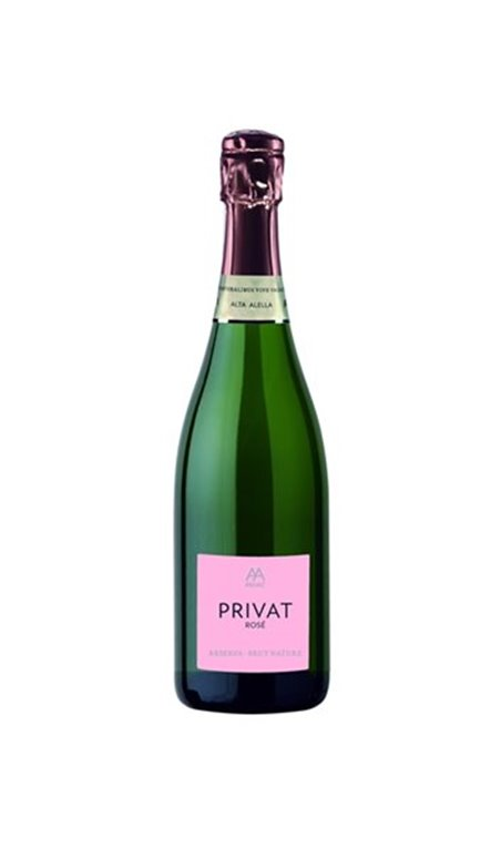 PRIVAT ROSE - Brut Nature Ecológico, 0,75 l