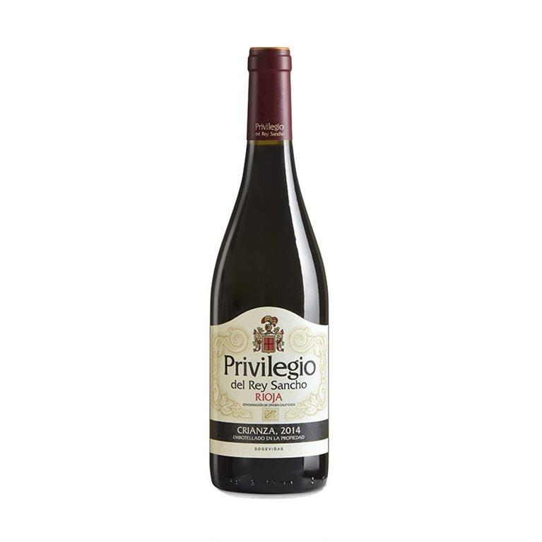 Privilegio del Rey Sancho 2014 D.O.C. Rioja 75cl