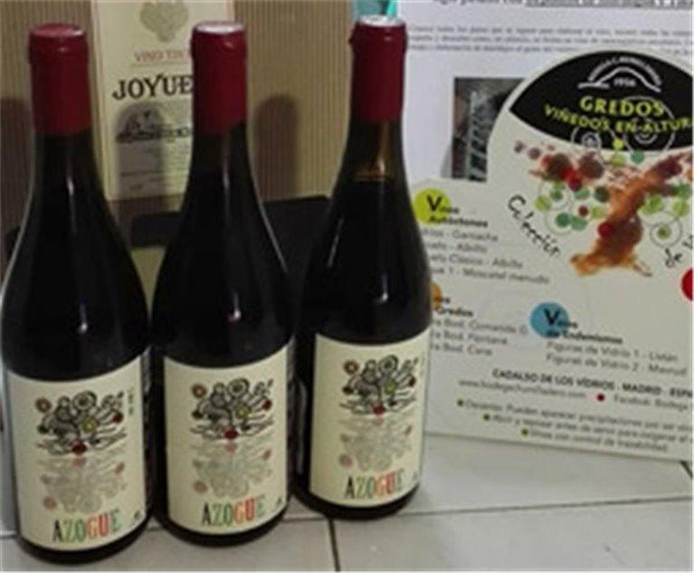 PROMO: 3 botellas Azogue de Gredos + envío GRATIS, 1 lote