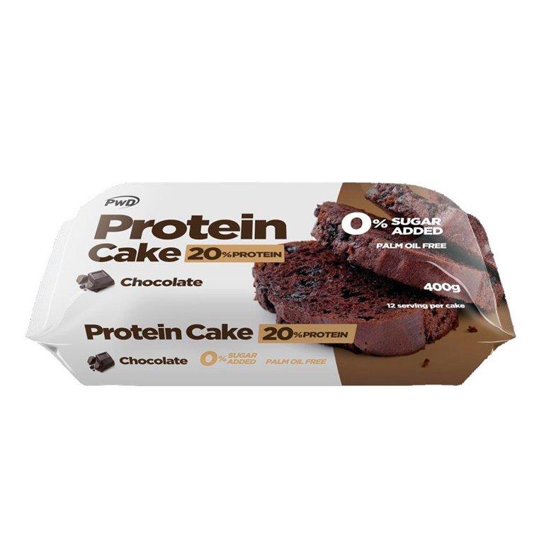Protein Cake de Chocolate (Sin Azúcar) 400g