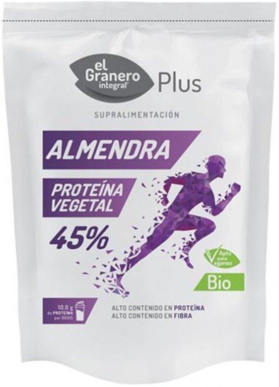 Proteína de Almendra Bio 200g