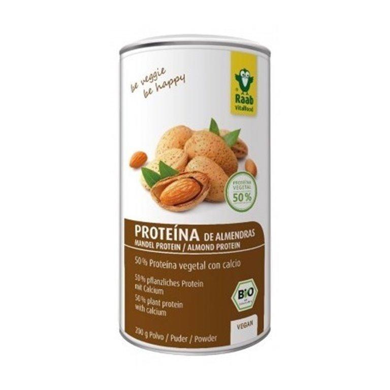 Proteina De Almendrasr Vegan
