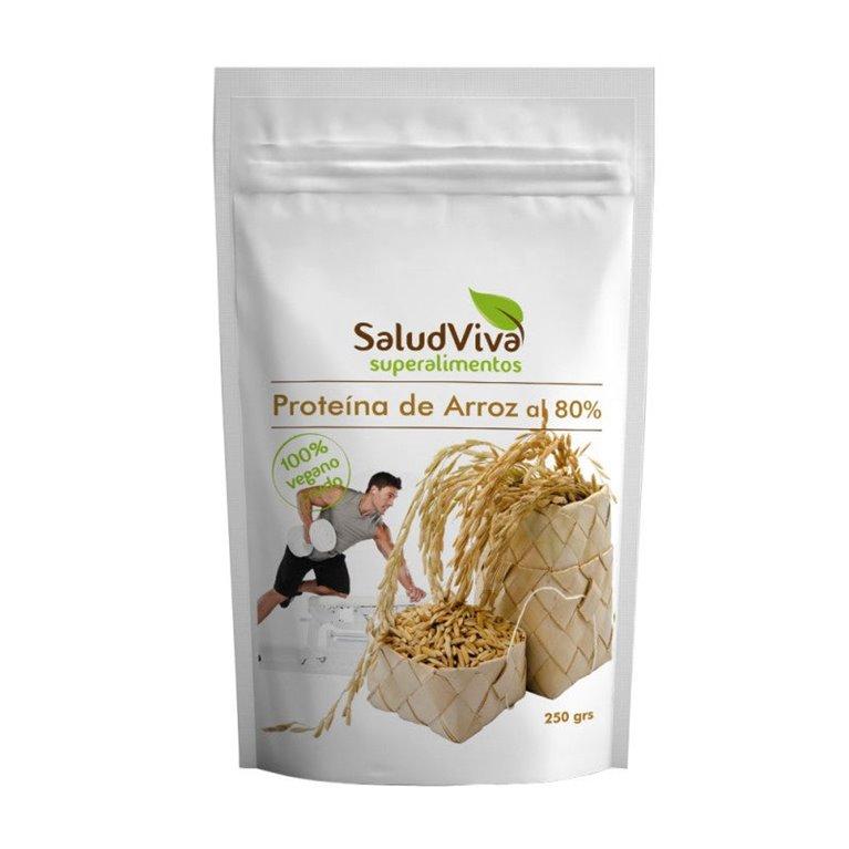 Proteína de Arroz Bio 250g
