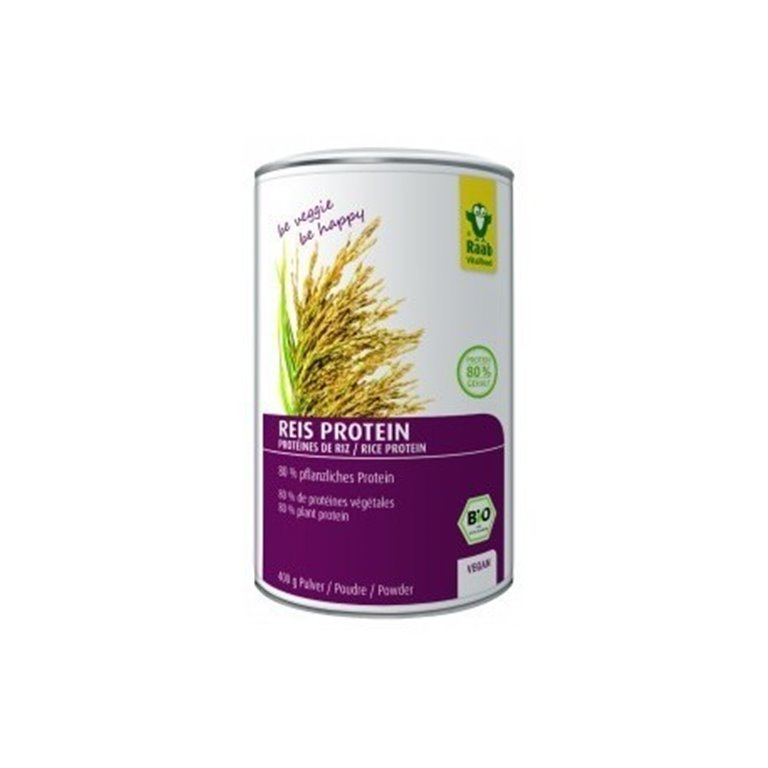 Proteina De Arroz  Vegano, 1 ud