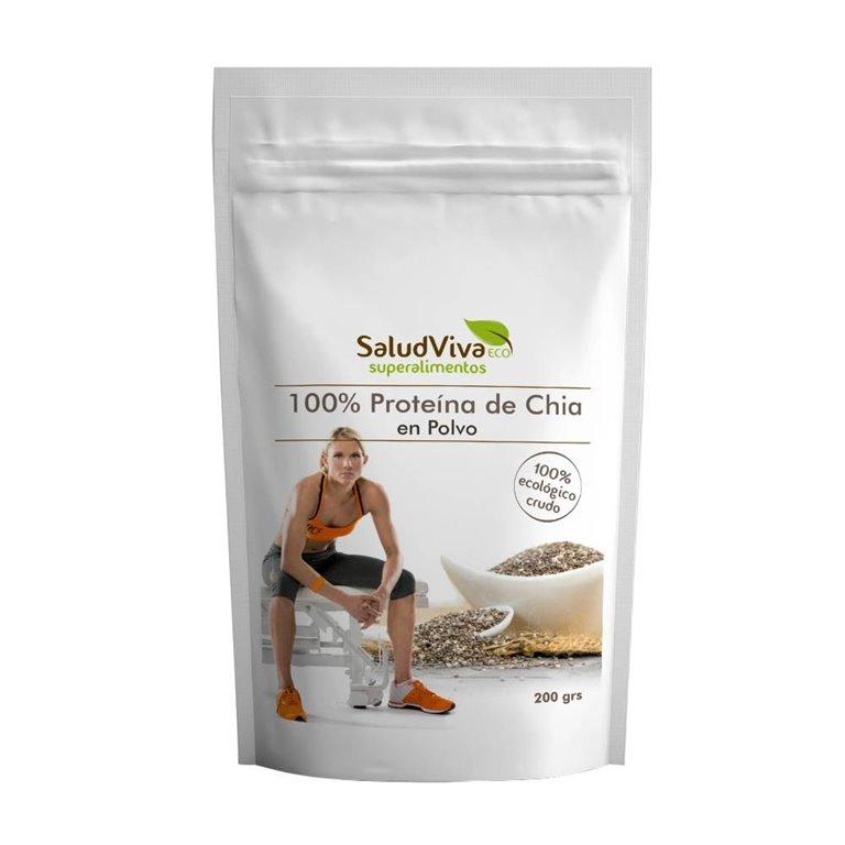 Proteína de Chia Bio 200g