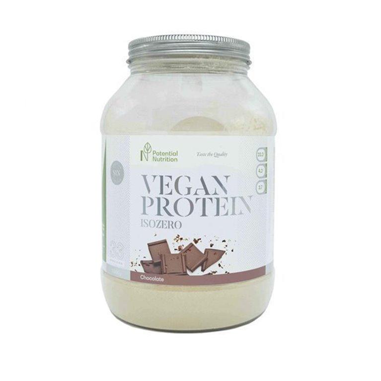 Vegan Protein - Pea Protein Isolate - Chocolate Flavour - 1kg