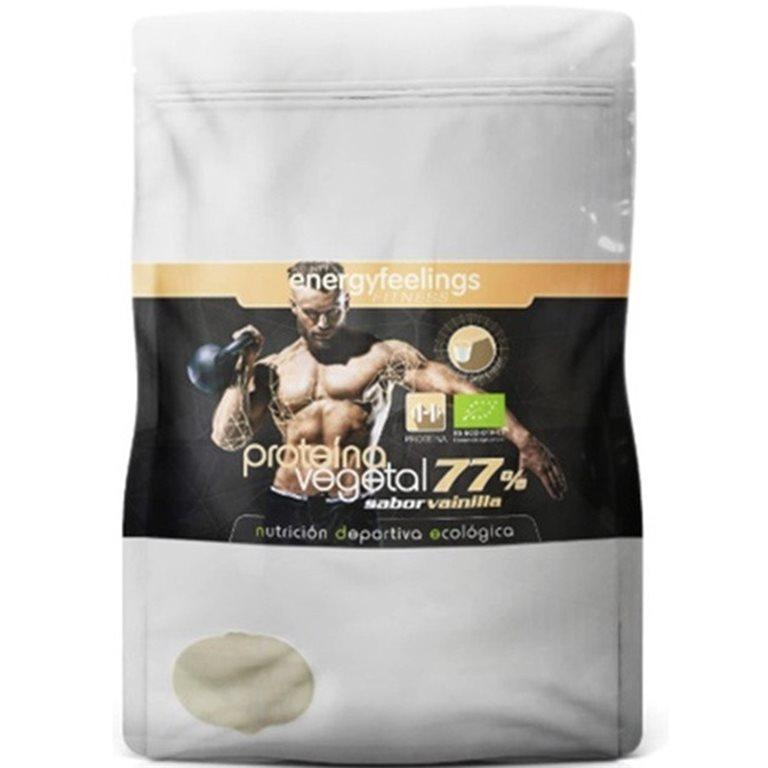 Proteína Vegetal con Vainilla Bio 1kg