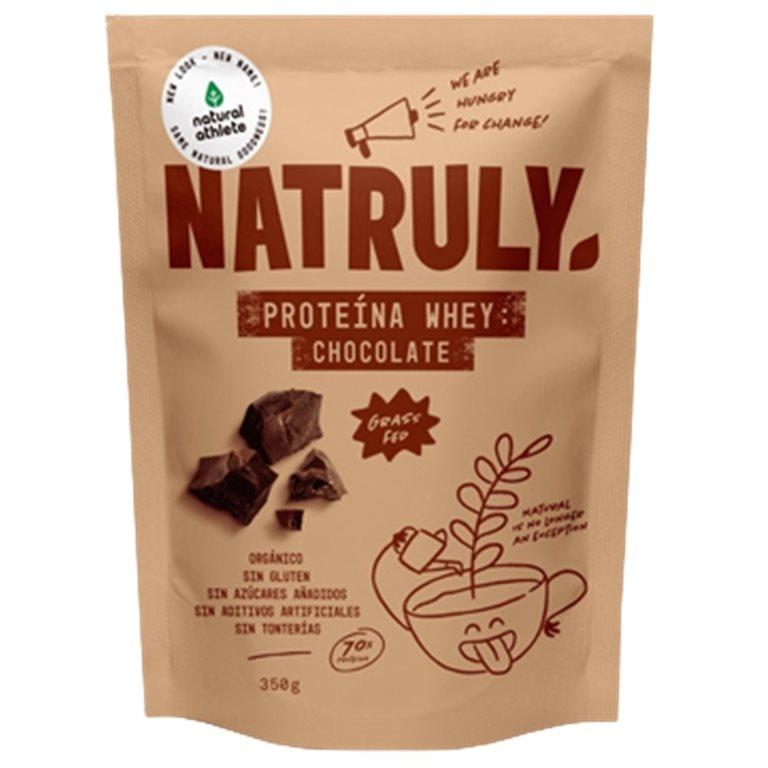 Proteína Whey Chocolate Bio 350g