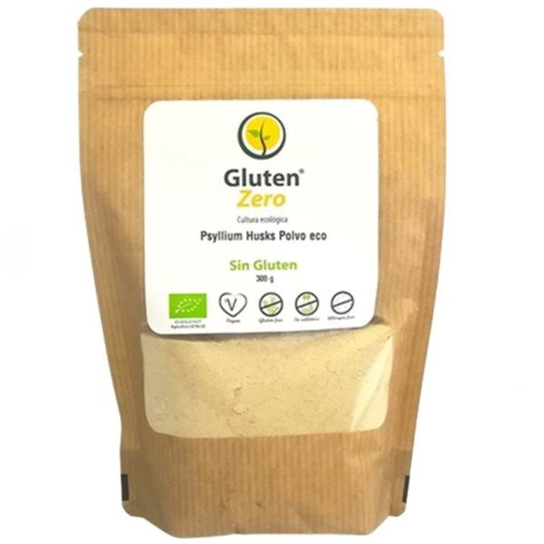 Psyllium Husk Plantago Ovata en Cáscara Bio 200g