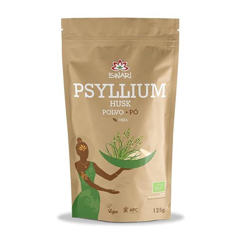 Psyllium husk polvo