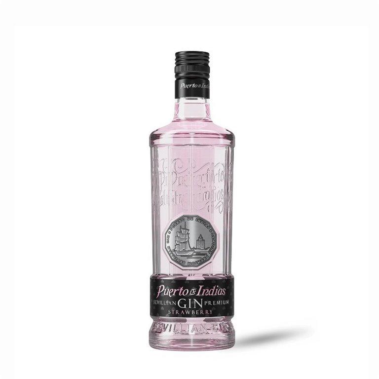 Puerto de Indias - Gin de Fresas 70 cl.