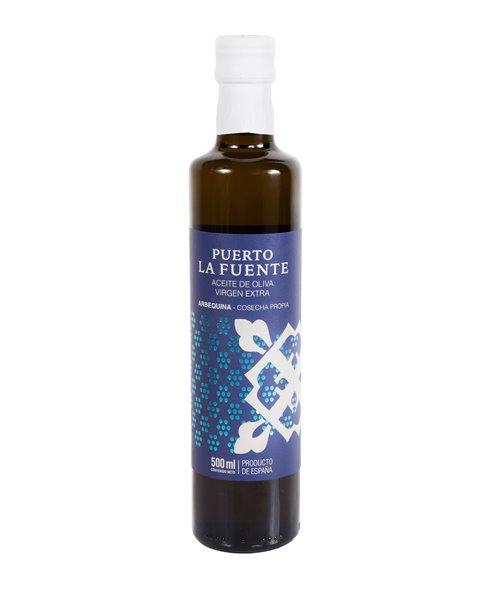Puerto la Fuente - Aceite de Oliva Virgen Extra Arbequina 500ml
