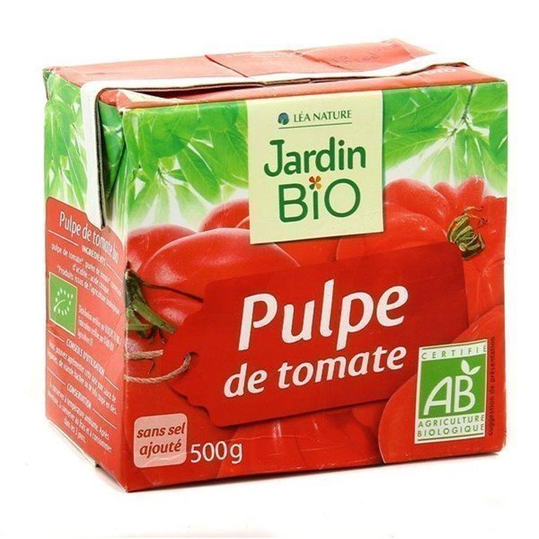 Pulpa de tomate, 500 gr
