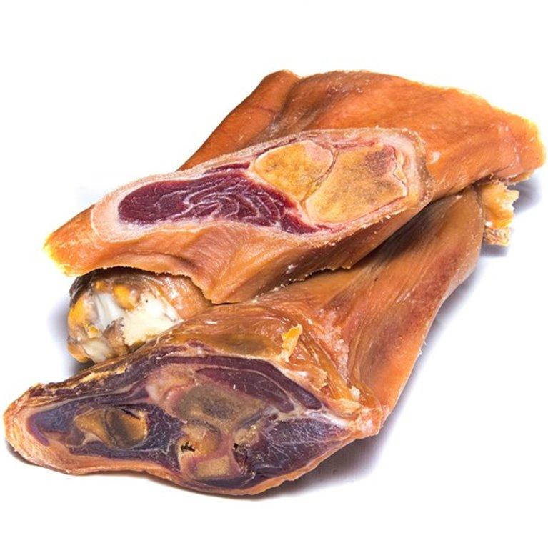 Puntas de jamón, 100 gr