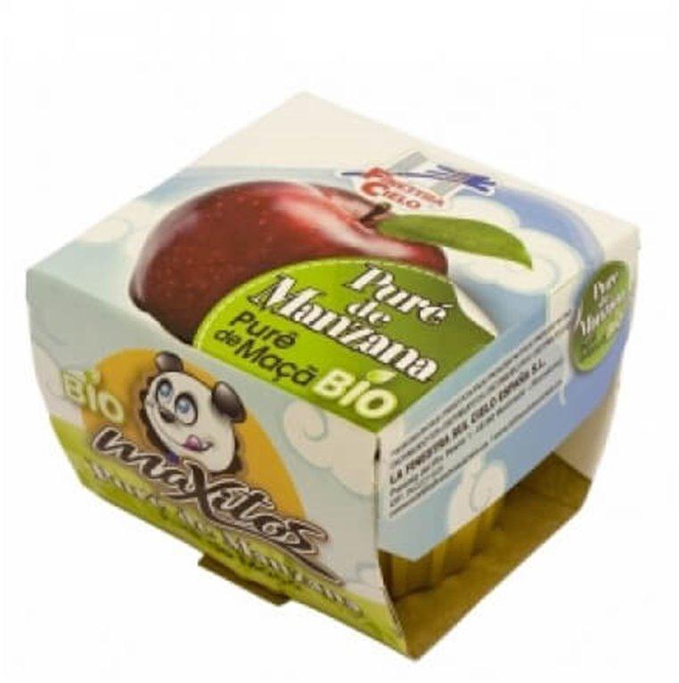 Puré de manzana Maxitos, 200 gr
