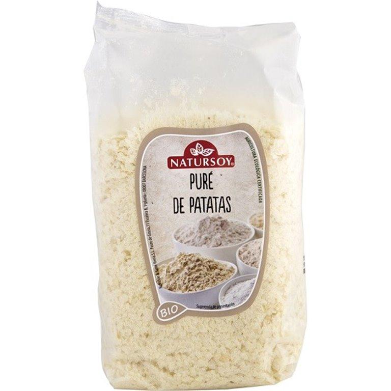 Puré de Patatas en Copos Bio 250g