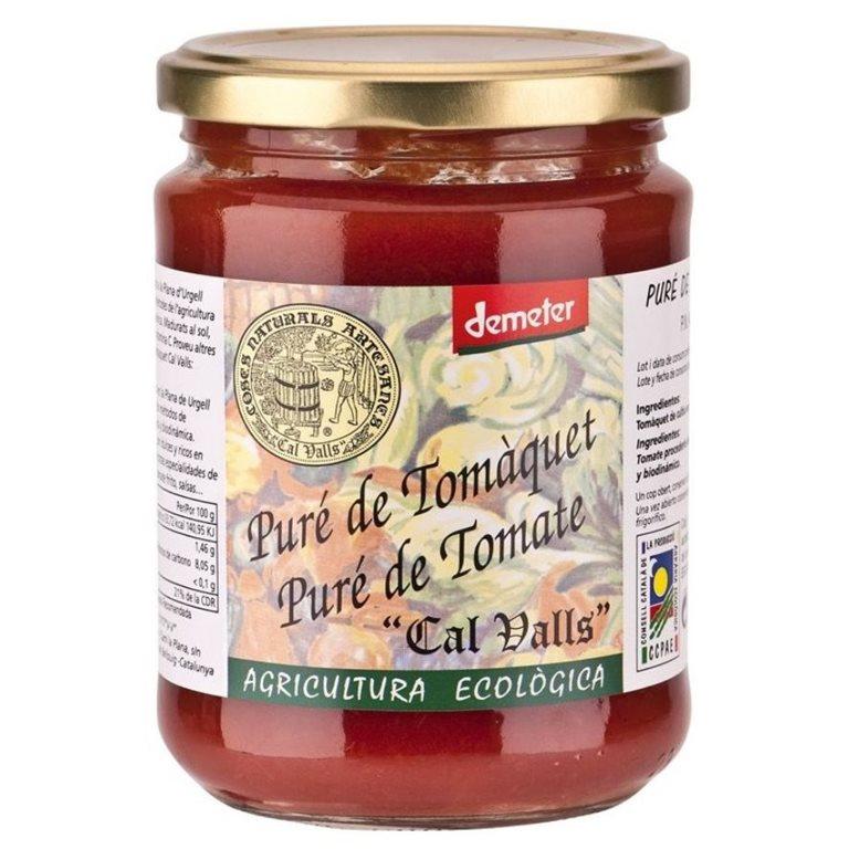 Puré de Tomate Bio 400g