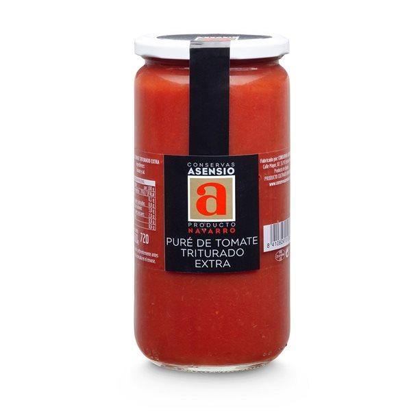 Puré de tomate Triturado frasco 660 g