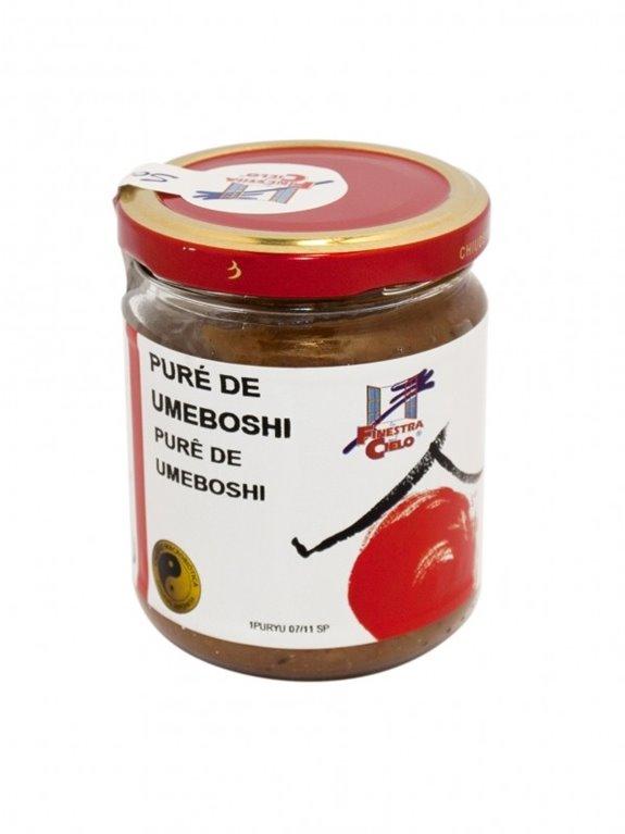 Puré de Umeboshi 200g, 1 ud