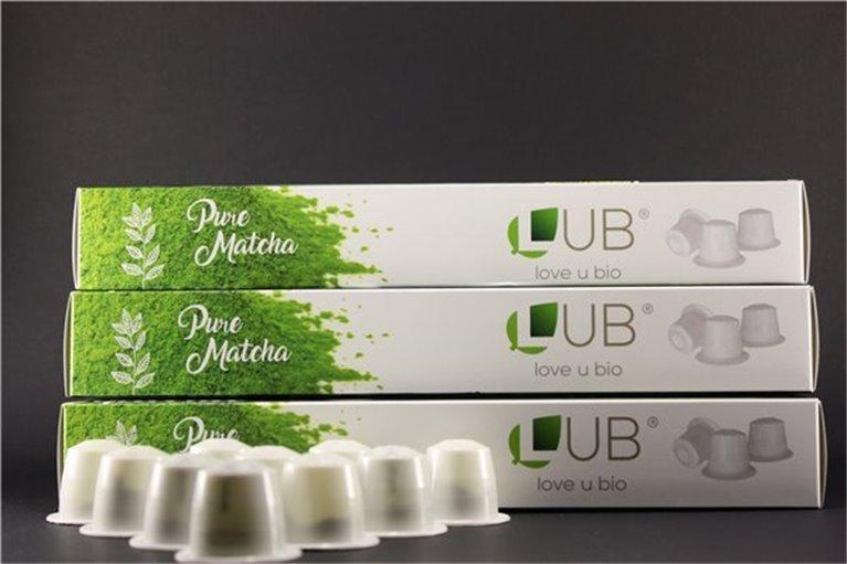 Pure Matcha Love U Bio (LUB)