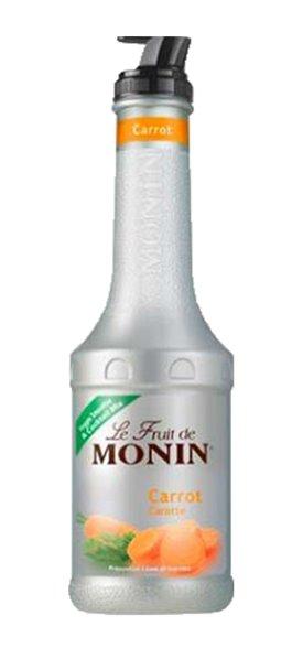 Puree Monin Zanahoria 1L