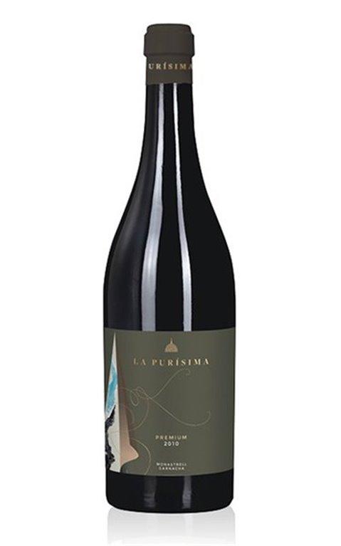 PURISIMA PREMIUM - Tinto Cosecha 2012, 0,75 l