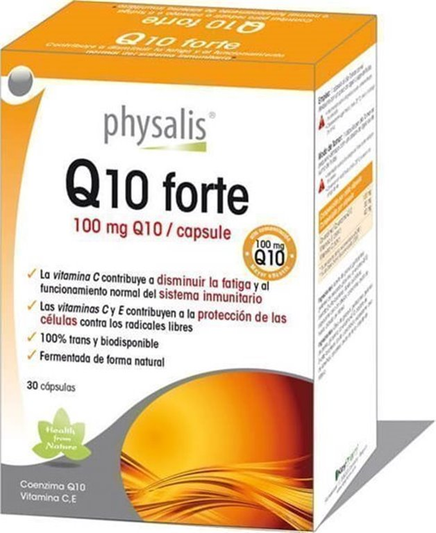 Q10 Forte, 30 gr