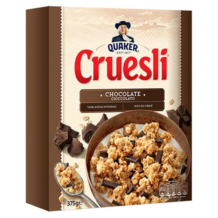 QUAKER Cruesli Chocolate