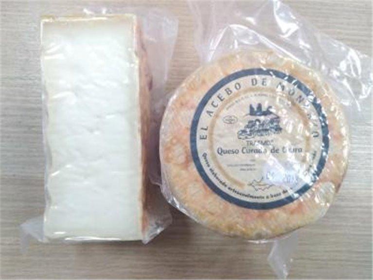 Cheese Acebo del Moncayo medium goat cheese