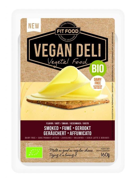 Queso Ahumado Vegan Deli, 1 ud