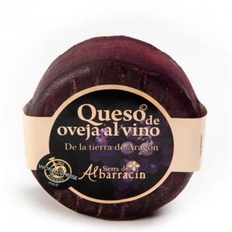 Queso Albarracín al Vino, 1 ud
