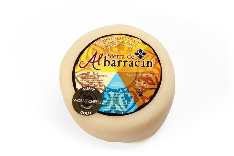 Queso Albarracín Azul Tierno