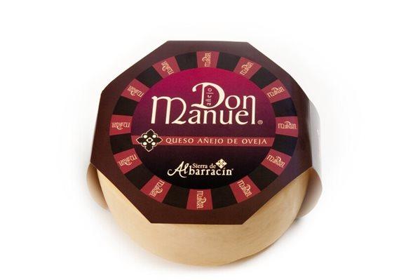 Queso Albarracín Don Manuel Añejo