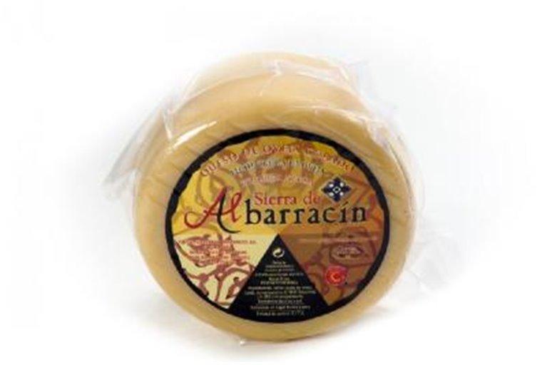 Queso Albarracín etiqueta negra, 1 ud