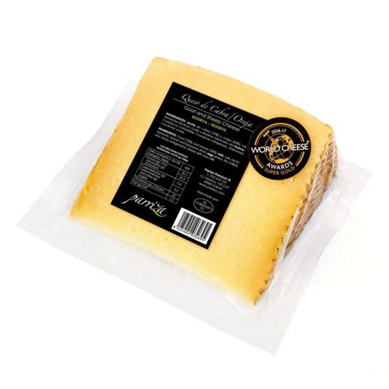 Queso Artesano de cabra y oveja Reserva (250g), 1 ud