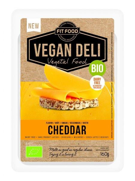 Queso Cheddar Vegan Deli