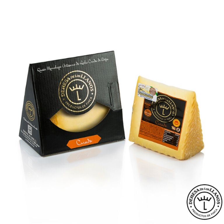 Cured Cheese Wedge