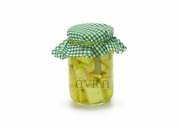 Queso curado de Cabra en aceite de oliva