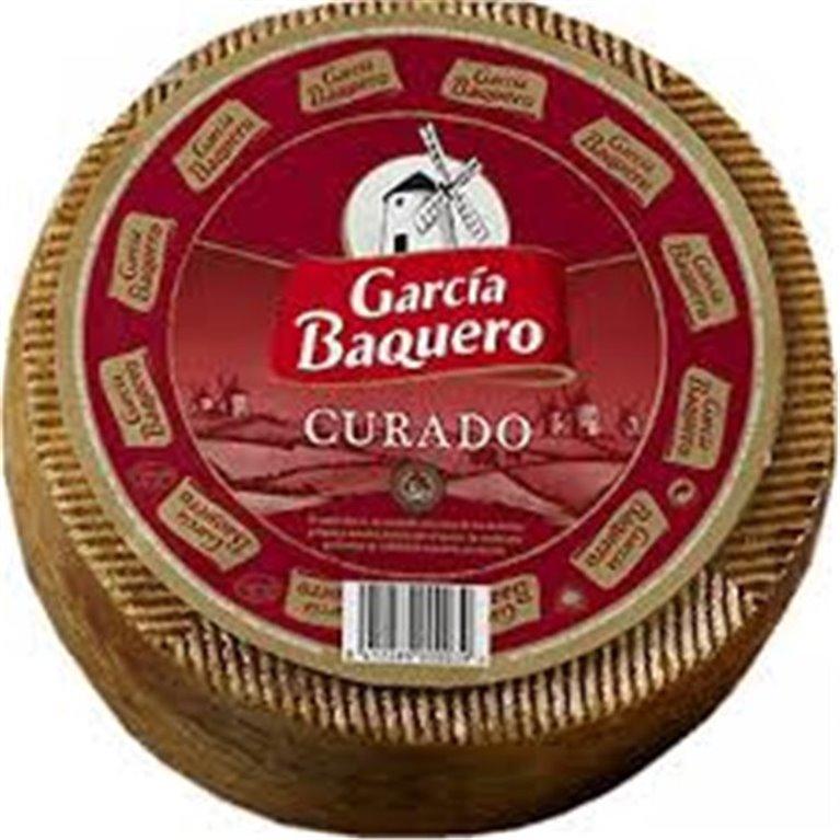Queso curado García Baquero